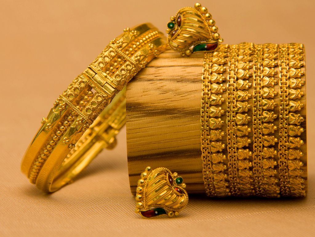 Indian Gold Jewelry Designs | photosundari