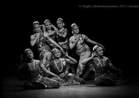 Beauty of Bharathanatyam