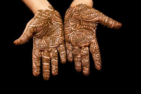 Hand Design in India